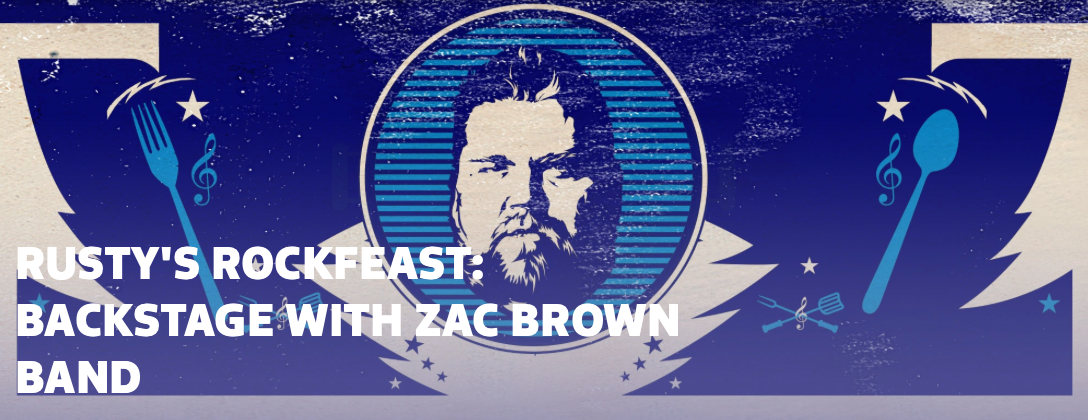 Rustys RockFeast with Zac Brown Band & Lang 84 Smoker