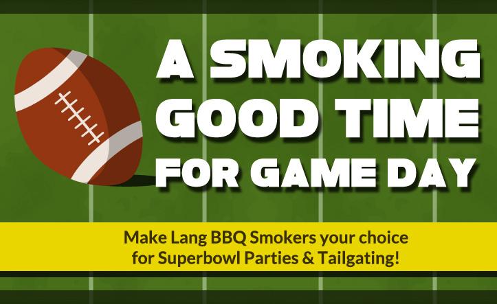 Recipes For Smokin' Super Bowl Parties