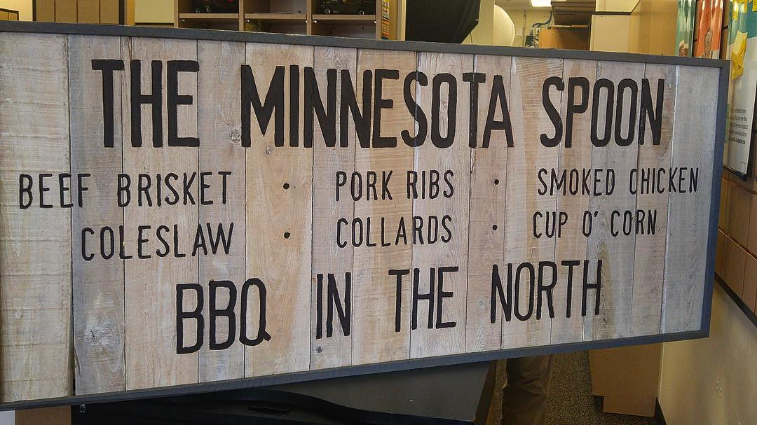 Minnesota Spoon - BBQ in the North