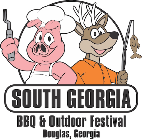 South Georgia BBQ competition sanctioned by the Georgia BBQ Association