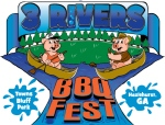 3 Rivers BBQ Fest competition