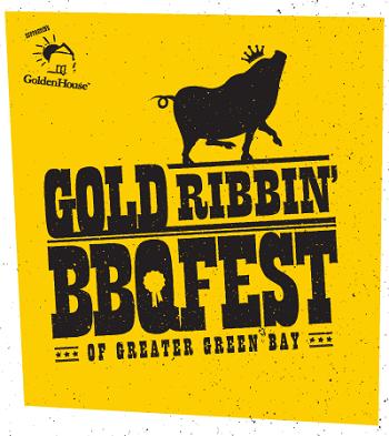 Gold Ribbin' BBQ Fest of Greater Green Bay WI