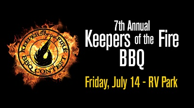 Keepers of the Fire BBQ Contest Kansas