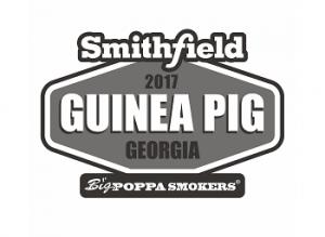 The Georgia Smithfield Guinea Pig