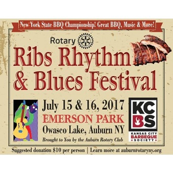 Ribs Rhythm & Blues Festival NY