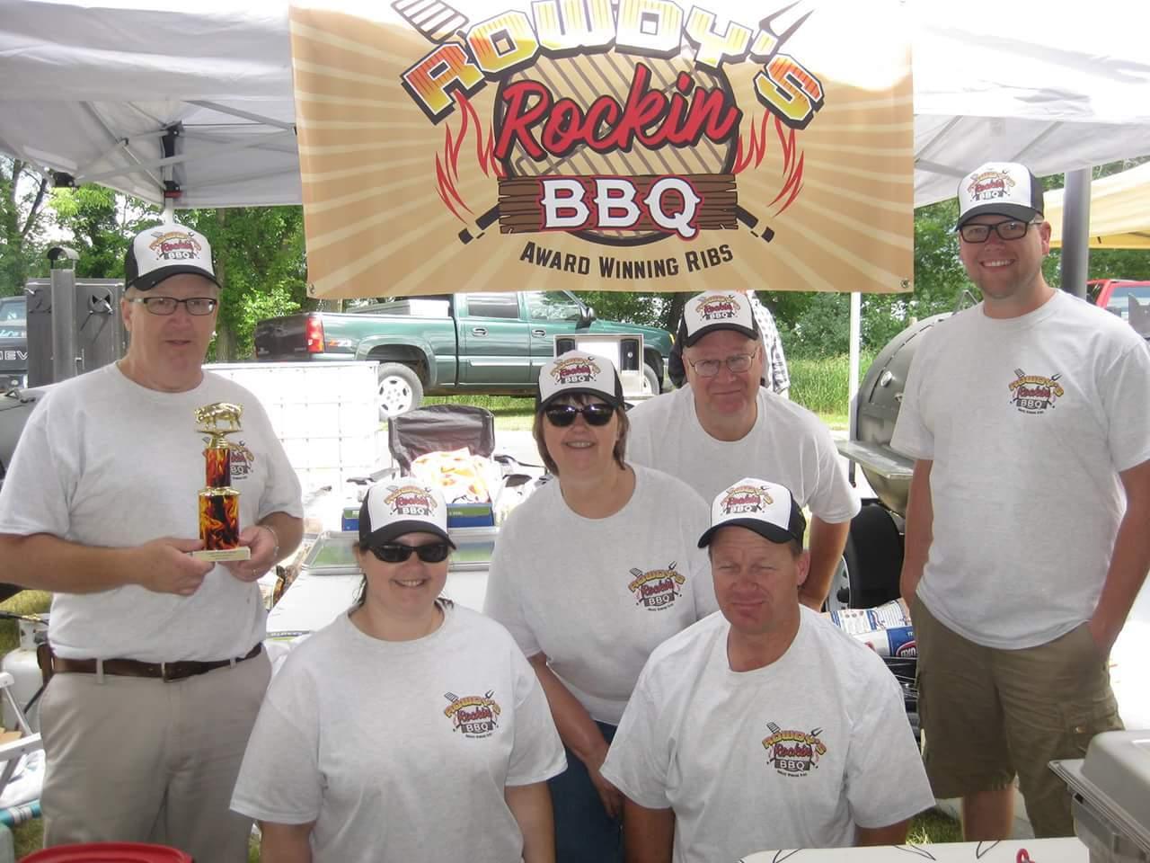 Rowdy's Rockin BBQ Team