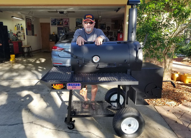 BBQ Smoker Winner: Tailgate Magazine
