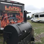 Lang competition team at Banjo B Que