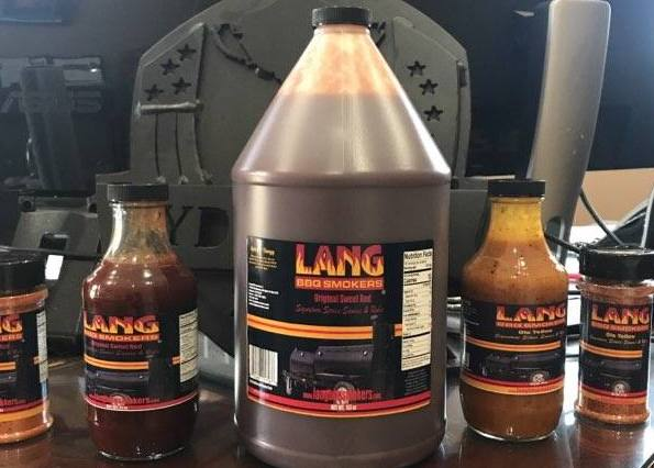 Announcement: Lang Rubs and Sauces