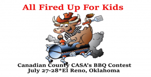 All Fired Up for Kids - El Reno, OK