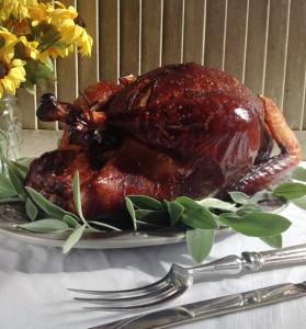 smoker cooker turkey
