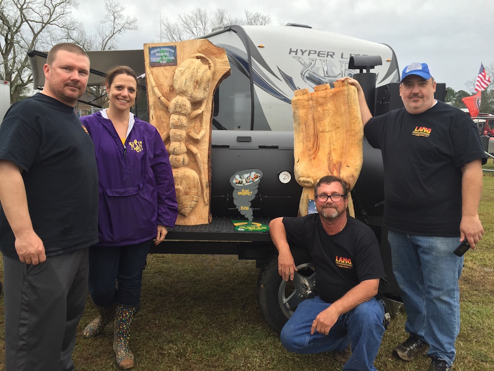 2016 Lang BBQ Competition