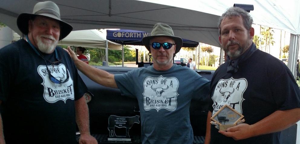 Sons of a Brisket BBQ Team
