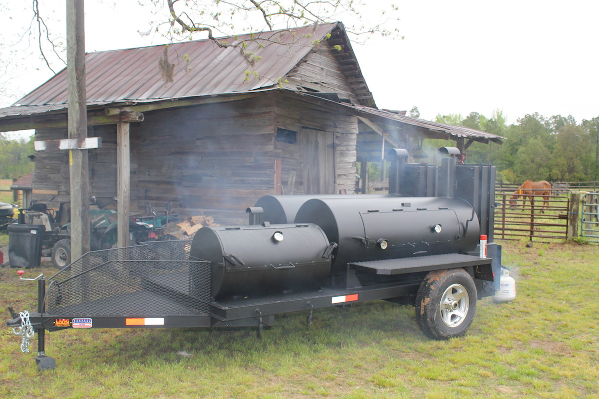 """Overcoming the dreaded """"Stall"""" in cooking barbecue"""