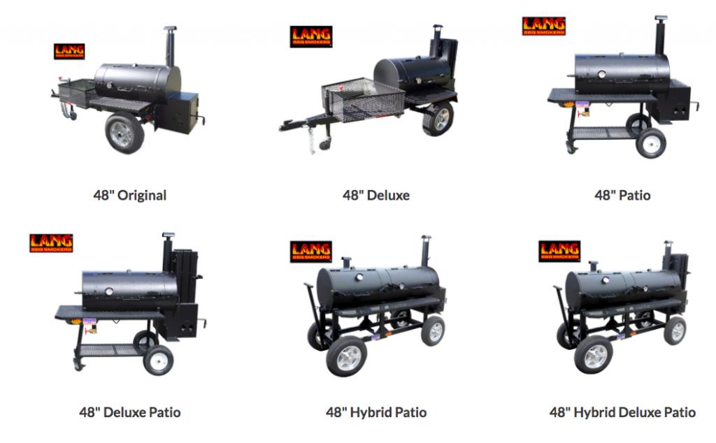 my 48 patio smoker cooker