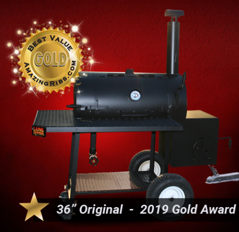36 Original 2019 Gold Award